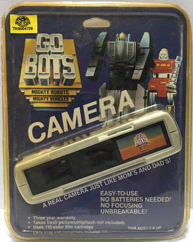 (TAS032787) - 1985 Tonka Vintage GoBots Mighty Robots Camera, , Camera, Tonka, The Angry Spider Vintage Toys & Collectibles Store  - 1