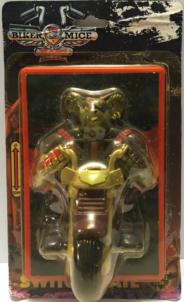 (TAS032790) - 1993 Biker Mice From Mars Light Switchplate, , Lights, Biker Mice, The Angry Spider Vintage Toys & Collectibles Store  - 1