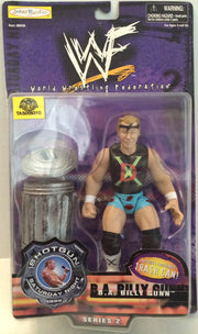 (TAS032814) - 1998 Jakks WWE WWF Wrestling Action Figure - B.A. Billy Gunn, , Action Figure, Wrestling, The Angry Spider Vintage Toys & Collectibles Store  - 1