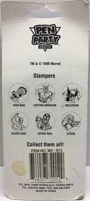 (TAS032851) - 1996 Marvel Comics X-Men Ink Stamper - Wolverine, , Stampers, X-Men, The Angry Spider Vintage Toys & Collectibles Store  - 2