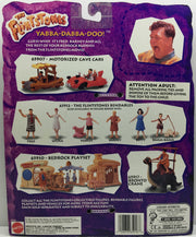(TAS032855) - 1993 Mattel The Flintstones Flying Rock Frisbee, , Other, The Flinstones, The Angry Spider Vintage Toys & Collectibles Store  - 2