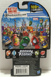 (TAS032881) - 2002 Hasbro Marvel Series 1 Bonka Zonks Battle Figures, , Action Figures, Marvel, The Angry Spider Vintage Toys & Collectibles Store  - 2