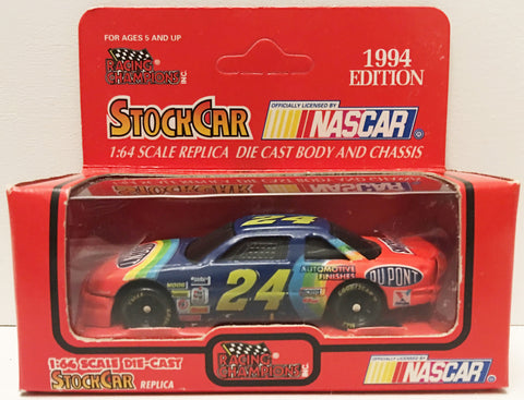 (TAS032915) - 1994 Racing Champions Nascar 1:64 Die-Cast Replica - Jeff Gordon, , Action Figure, Racing Champions, The Angry Spider Vintage Toys & Collectibles Store  - 1