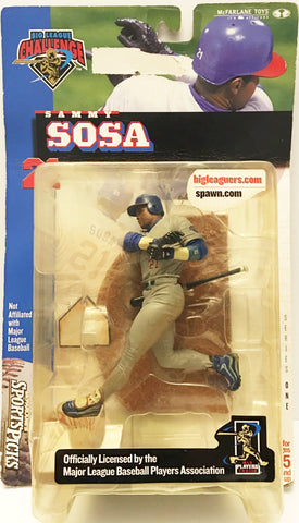 (TAS032935) - 2000 McFarlane Toys MLB Big League Challenge Figure - Sammy Sosa, , Action Figure, MLB, The Angry Spider Vintage Toys & Collectibles Store  - 1