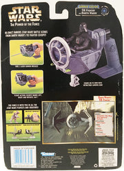(TAS032941) - 1997 Hasbro Star Wars Gunner Station Tie Fighter Darth Vader, , Action Figure, Star Wars, The Angry Spider Vintage Toys & Collectibles Store  - 2