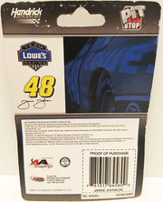 (TAS032943) - 2007 HGL Nascar 1:64 Die-Cast Stock Car - Jimmie Johnson #48, , Trucks & Cars, NASCAR, The Angry Spider Vintage Toys & Collectibles Store  - 2