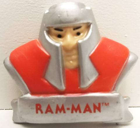 (TAS032958) - 1984 Mattel He-Man Masters Of The Universe Magnet - Ram-Man, , Magnet, MOTU, The Angry Spider Vintage Toys & Collectibles Store  - 1
