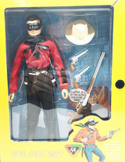 (TAS032974) - 1998 Playing Mantis Captain Action The Lone Ranger Action Figure, , Action Figure, n/a, The Angry Spider Vintage Toys & Collectibles Store  - 2