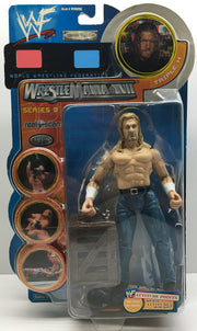(TAS032996) - 2001 Jakks WWF WWE WrestleMania XVII - Triple H, , Action Figure, Wrestling, The Angry Spider Vintage Toys & Collectibles Store  - 1