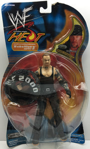 (TAS033000) - 2001 Jakks WWF WWE Heat Rebellion 3 - Undertaker, , Action Figure, Wrestling, The Angry Spider Vintage Toys & Collectibles Store  - 1