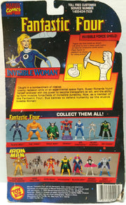 (TAS033026) - 1994 Toy Biz Marvel Fantastic Four Action Figure - Invisible Woman, , Action Figure, Marvel, The Angry Spider Vintage Toys & Collectibles Store  - 2