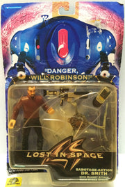 (TAS033028) - TrendMasters Lost In Space - Sabotage-Action Dr. Smith, , Action Figure, n/a, The Angry Spider Vintage Toys & Collectibles Store  - 1