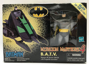 (TAS033034) - 2002 Hasbro Batman Mission Masters 4 B.A.T.V. All Terrain Vehicle, , Trucks & Cars, Batman, The Angry Spider Vintage Toys & Collectibles Store  - 1