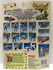 (TAS033044) - 1993 Tyco Cadillacs And Dinosaurs - Mustapha Cairo Chief Engineer, , Action Figure, Tyco, The Angry Spider Vintage Toys & Collectibles Store  - 2