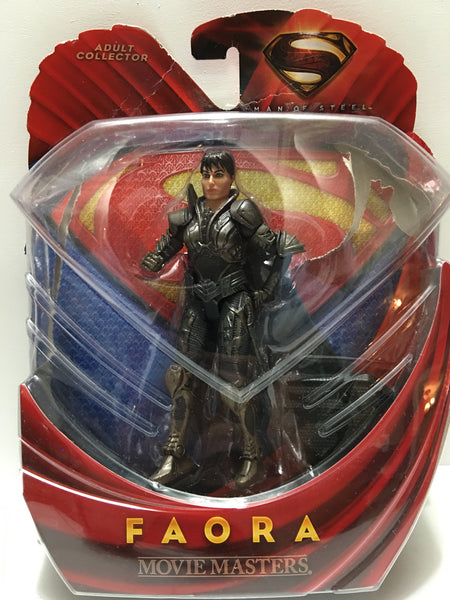 (TAS033046) - 2014 DC Direct Movie Masters Superman Man Of Steel - Faora, , Action Figure, Superman, The Angry Spider Vintage Toys & Collectibles Store  - 1
