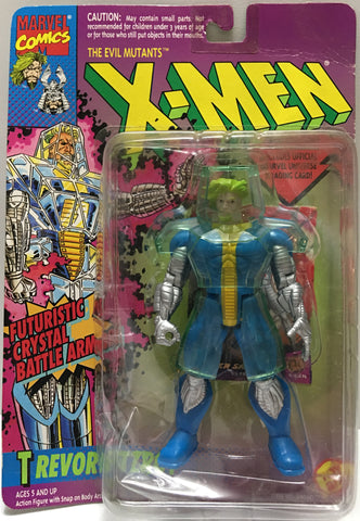 (TAS033049) - 1994 Toy Biz Marvel The UnCanny X-Men X-Force - Trevor Fitzroy, , Action Figure, X-Men, The Angry Spider Vintage Toys & Collectibles Store  - 1