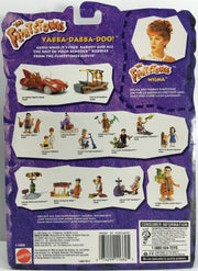 (TAS033064) - 1993 Mattel The Flintstones Wilma & Pebbles Action Figures, , Action Figure, The Flintstones, The Angry Spider Vintage Toys & Collectibles Store  - 2