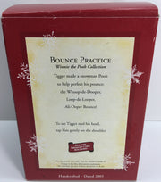 (TAS033076) - 2005 Hallmark Keepsake Ornament - Bounce Practice Winnie The Pooh, , Ornament, Hallmark, The Angry Spider Vintage Toys & Collectibles Store  - 2