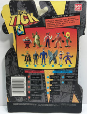 "(TAS033196) - 1994 Bandai Fox - The Tick ""Good Doers"" Mini TV Action Figure, , Action Figure, Bandai, The Angry Spider Vintage Toys & Collectibles Store  - 2"