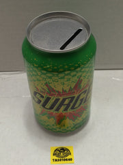 (TAS033306) - 1999 Surge WCW Monday Nitro TNT Wrestling Soda Can / Bank Sting, , Coin Bank, Wrestling, The Angry Spider Vintage Toys & Collectibles Store  - 3