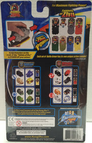 (TAS033313) - 2010 Cepia KungZhu Hamster Battle Armor Stonewall / Night Raid, , Action Figure, Cepia, The Angry Spider Vintage Toys & Collectibles Store  - 2