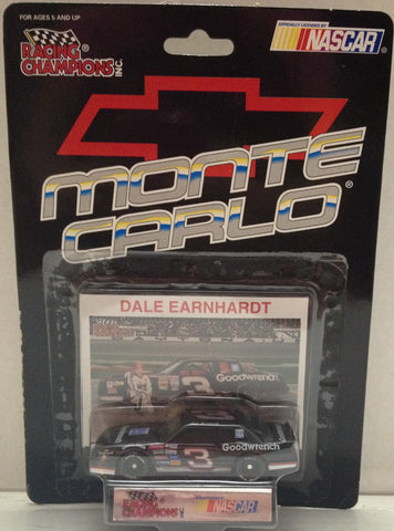 (TAS033342) - 1993 Racing Champions Die-Cast Replica Nascar Dale Earnhardt #3, , Trucks & Cars, NASCAR, The Angry Spider Vintage Toys & Collectibles Store  - 1