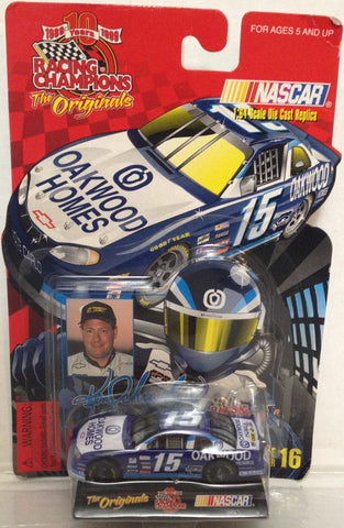 (TAS033346) - 1999 Racing Champions Die-Cast Replica Nascar Ken Schrader #15, , Trucks & Cars, NASCAR, The Angry Spider Vintage Toys & Collectibles Store  - 1