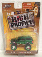(TAS033357) - 2005 Jada Toys Die-Cast Dub City High Profile Chevy Suburban, , Trucks & Cars, Jada Toys, The Angry Spider Vintage Toys & Collectibles Store  - 1