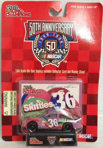 (TAS033375) - 1998 Racing Champions Die-Cast Replica Nascar Ernie Irvan #36, , Trucks & Cars, NASCAR, The Angry Spider Vintage Toys & Collectibles Store  - 1
