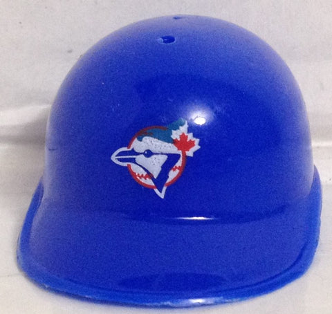 (TAS033391) - 1990 MLB Mini Gumball Machine Baseball Helmet Toronto Blue Jays, , Other, MLB, The Angry Spider Vintage Toys & Collectibles Store