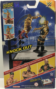 (TAS033404) - 2014 Mattel WWE Wrestling Double Attack Action Daniel Bryan, , Action Figure, Wrestling, The Angry Spider Vintage Toys & Collectibles Store  - 2