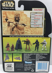(TAS033413) - 1996 Hasbro Star Wars The Power Of The Force Tusken Raider, , Action Figure, Star Wars, The Angry Spider Vintage Toys & Collectibles Store  - 2