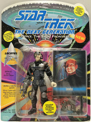 (TAS033421) - 1993 Playmates Star Trek The Next Generation Locutus, , Action Figure, Star Trek, The Angry Spider Vintage Toys & Collectibles Store  - 1