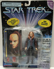(TAS033433) - 1997 Playmates Star Trek Maneuvers Episode Seska As A Cardassian, , Action Figure, Star Trek, The Angry Spider Vintage Toys & Collectibles Store  - 1