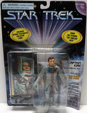 (TAS033439) - 1997 Playmates Star Trek The Tholian Web Captain Kirk, , Action Figure, Star Trek, The Angry Spider Vintage Toys & Collectibles Store  - 1