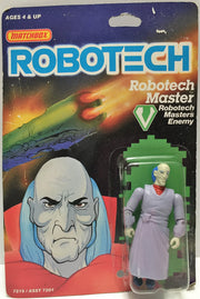 (TAS033453) - 1985 Matchbox RoboTech RoboTech Masters Enemy RoboTech Master, , Action Figure, Matchbox, The Angry Spider Vintage Toys & Collectibles Store  - 1