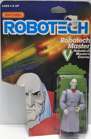 (TAS033454) - 1985 Matchbox RoboTech Action Figure RoboTech Master (Damaged), , Action Figure, Matchbox, The Angry Spider Vintage Toys & Collectibles Store  - 1