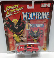 (TAS033473) - 2002 Johnny Lightning Marvel Wolverine Die-Cast #2 '70 Hemi Cuda, , Trucks & Cars, Johnny Lightning, The Angry Spider Vintage Toys & Collectibles Store  - 1
