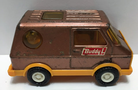 (TAS033481) - 1970 Tonka Vintage Buddy L Die-Cast Van, , Trucks & Cars, Tonka, The Angry Spider Vintage Toys & Collectibles Store  - 1