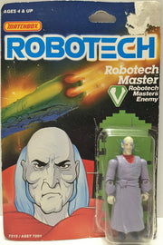 (TAS033491) - 1985 Matchbox RoboTech RoboTech Masters Enemy RoboTech Master, , Action Figure, Matchbox, The Angry Spider Vintage Toys & Collectibles Store  - 1