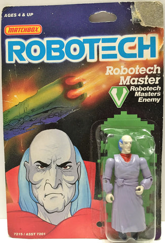 (TAS033492) - 1985 Matchbox RoboTech RoboTech Masters Enemy RoboTech Master, , Action Figure, Matchbox, The Angry Spider Vintage Toys & Collectibles Store  - 1