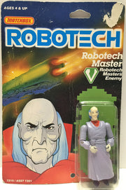 (TAS033493) - 1985 Matchbox RoboTech RoboTech Masters Enemy RoboTech Master, , Action Figure, Matchbox, The Angry Spider Vintage Toys & Collectibles Store  - 1