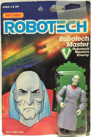 (TAS033496) - 1985 Matchbox RoboTech RoboTech Masters Enemy RoboTech Master, , Action Figure, Matchbox, The Angry Spider Vintage Toys & Collectibles Store  - 1