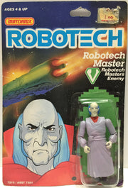 (TAS033512) - 1985 Matchbox RoboTech RoboTech Masters Enemy RoboTech Master, , Action Figure, Matchbox, The Angry Spider Vintage Toys & Collectibles Store  - 1