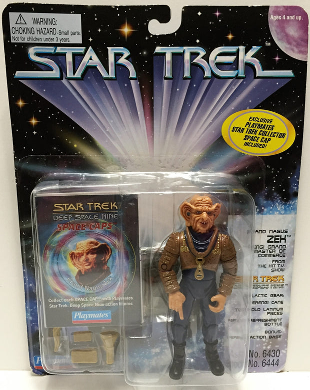(TAS033520) - 1995 Playmates Star Trek Deep Space Nine Figure Grand Nagus Zek, , Action Figure, Star Trek, The Angry Spider Vintage Toys & Collectibles Store  - 1