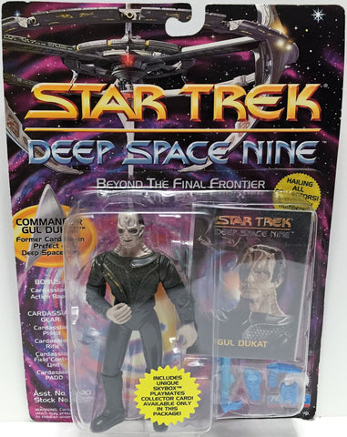 (TAS033528) - 1993 Playmates Star Trek Deep Space Nine Commander Gul Dukat, , Action Figure, Star Trek, The Angry Spider Vintage Toys & Collectibles Store  - 1