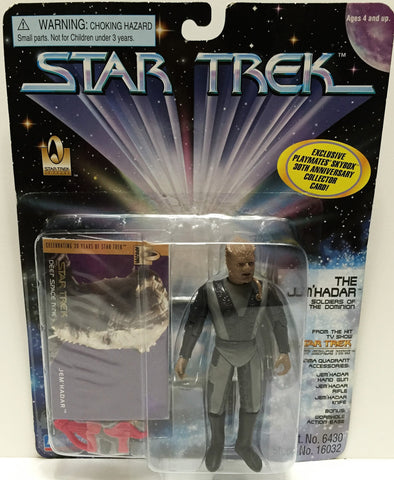 (TAS033533) - 1996 Playmates Star Trek Deep Space Nine Figure The Jem'Hadar, , Action Figure, Star Trek, The Angry Spider Vintage Toys & Collectibles Store  - 1