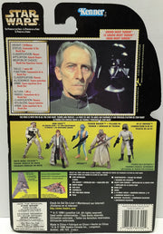 (TAS033593) - 1996 Hasbro Star Wars The Power of the Force - Grand Moff Tarkin, , Action Figure, Star Wars, The Angry Spider Vintage Toys & Collectibles Store  - 2