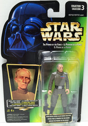 (TAS033593) - 1996 Hasbro Star Wars The Power of the Force - Grand Moff Tarkin, , Action Figure, Star Wars, The Angry Spider Vintage Toys & Collectibles Store  - 1