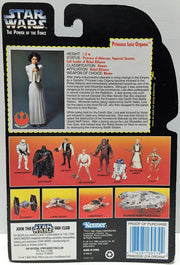 (TAS033594) - 1995 Hasbro Star Wars The Power of the Force - Princess Leia, , Action Figure, Star Wars, The Angry Spider Vintage Toys & Collectibles Store  - 2